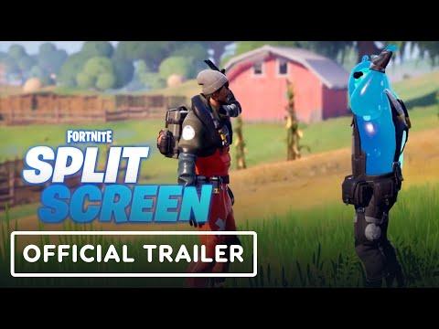 Fortnite - Official Split Screen Trailer - UCKy1dAqELo0zrOtPkf0eTMw