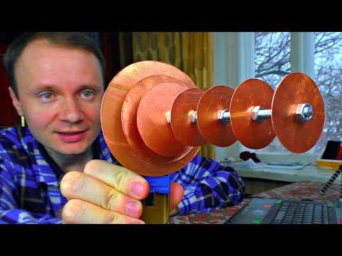 A Hand-made Wi-Fi Gun!  a Powerful Antenna for a Wi-Fi DIY ! - UClUZos7yKYtrmr0-azaD8pw