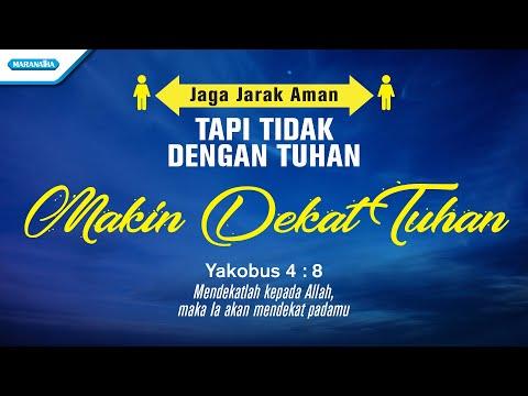 Jaga Jarak Aman, Tapi Tidak Dengan Tuhan - Makin Dekat Tuhan - Herlin Pirena (with lyric)