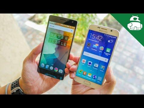 OnePlus 2 vs Samsung Galaxy S6 - UCgyqtNWZmIxTx3b6OxTSALw