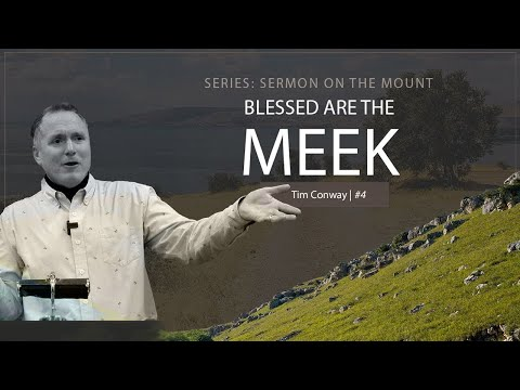Blessed Are the Meek - Tim Conway