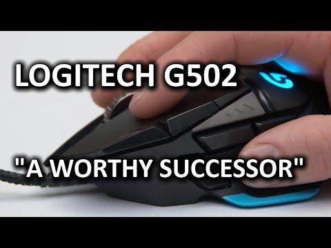 Logitech G502 Proteus Core Gaming Mouse - UCXuqSBlHAE6Xw-yeJA0Tunw