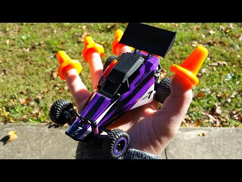 HPI Q32 Baja Knock OFF - 1:32 Mini Pocket RC Racing Car - TheRcSaylors - UCYWhRC3xtD_acDIZdr53huA