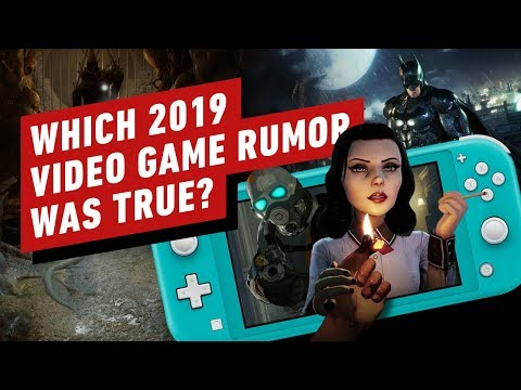 Which of 2019's Biggest Rumors Ended up Being True? - UCKy1dAqELo0zrOtPkf0eTMw
