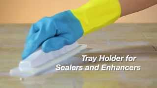 Miracle Sealants - Mira Brush Applicator & Tray