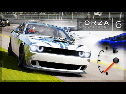 Forza 6 - EMPTY FUEL CHALLENGE! (Zig Zags, Unexpected Results, and More!) - UC8K5GixLedebI8QGFEgtPKA