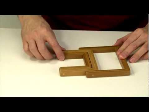 Podložka rozkládací Tescoma ONLINE, drevená