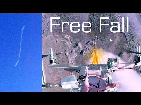 QuadCopter Free-fall With ROCKET ENGINE - RCTESTFLIGHT - - UCq2rNse2XX4Rjzmldv9GqrQ