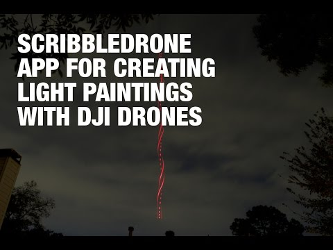ScribbleDrone - Free and Open Source App for Light Painting with DJI Drones - UC_LDtFt-RADAdI8zIW_ecbg