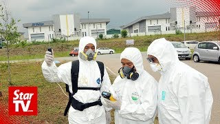 Detection teams deployed in Pasir Gudang