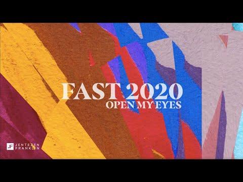Open My Eyes - Fasting 2020  Jentezen Franklin