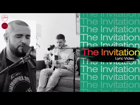 The Invitation - Lyric Video  Hillsong Church Online