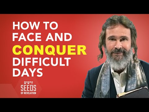 How to Face and Conquer Difficult Days