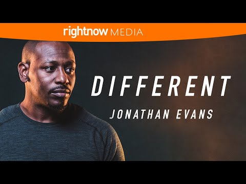 Different - Bible Study Trailer - Jonathan Evans