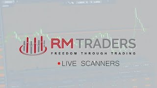 8/23/19 Real Time Penny Stock Scanners w/ Commentary - Momentum! Day Trading