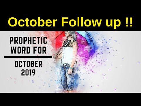 Follow up word October