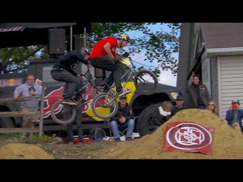 BMX Legend Van Homan Explores the Future of BMX Racing - UCXqlds5f7B2OOs9vQuevl4A