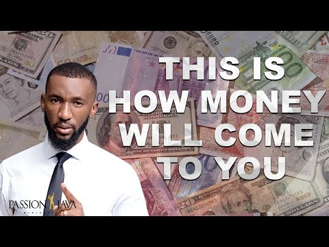 This is how money will come to you !!! Prophet Passion Java