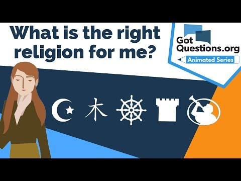 What is the right religion for me?