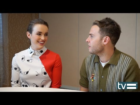 Elizabeth Henstridge & Iain de Caestecker Interview - Marvel's Agents of S.H.I.E.L.D. Season 3 - UCSRmKnnQuwOFAS09qDAeUsQ