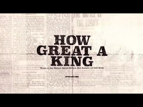 How Great A King (Official Lyric Video) - Bethel Music  VICTORY