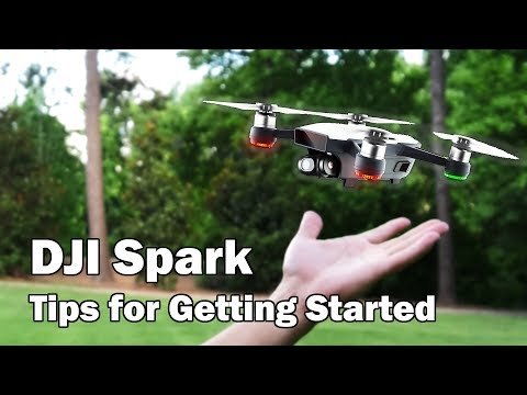 Getting Started with the DJI Spark - UCnAtkFduPVfovckNr3un1FA