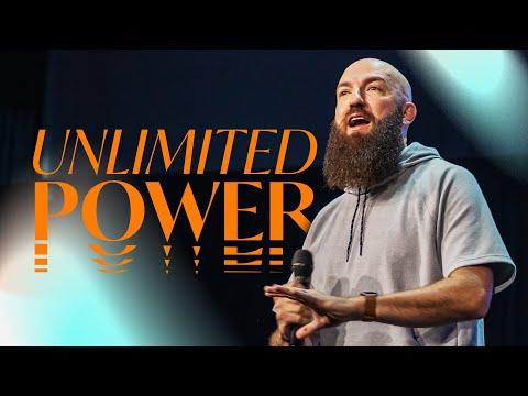 Unlimited Power  Pastor Daniel Groves  Hope City