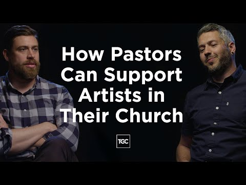 How Pastors Can Support Artists in Their Church