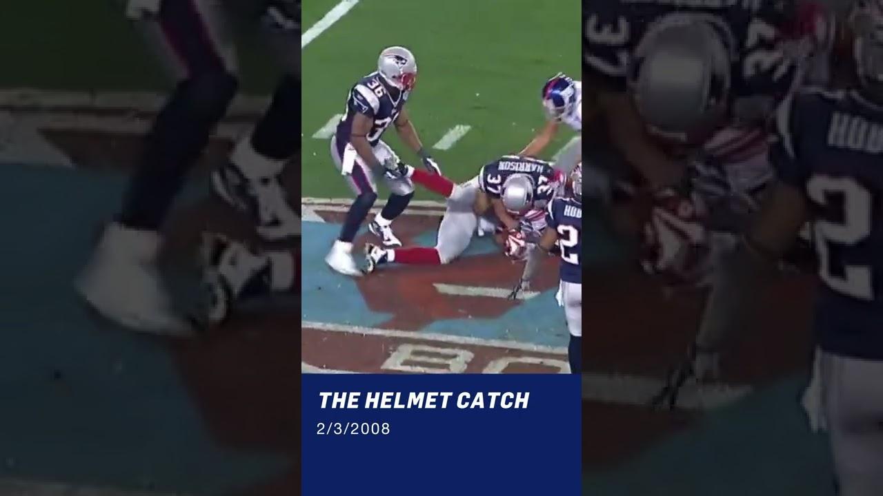 The Helmet Catch! #Shorts