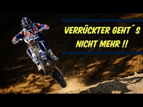 CRAZY RACE - NEVER GIVE UP | ADAC MX Masters - BIELSTEIN | VLOG 14