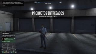 GTA V Online - Mission Completed