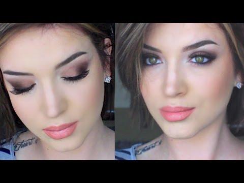 Daytime Glam | Matte Makeup Tutorial - UCcZ2nCUn7vSlMfY5PoH982Q