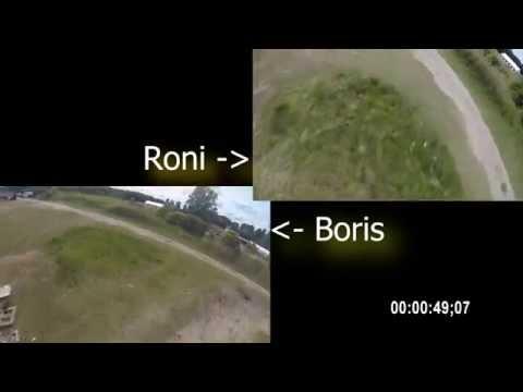 Multirotor Racing - Roni vs Boris - UCZnl1xWumH3q8iRnzAV_Ldw