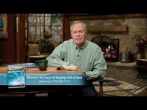 Discover The Keys to Staying Full of God: Week 4, Day 2 - The Gospel Truth