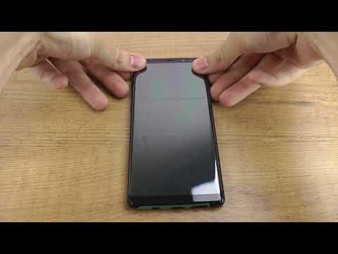 84a63d6ea95 Olixar Samsung Galaxy Note 8 Glass Screen Protector (Case Compatible ...