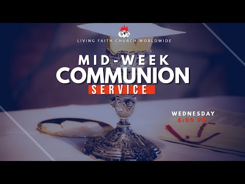 DOMI STREAM : MID-WEEK COMMUNION SERVICE  16, DEC.2020  FAITH TABERNACLE OTA