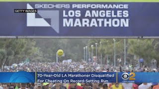 70-Year-Old LA Marathon Runner Disqualified For Cheating On Record-Setting Run