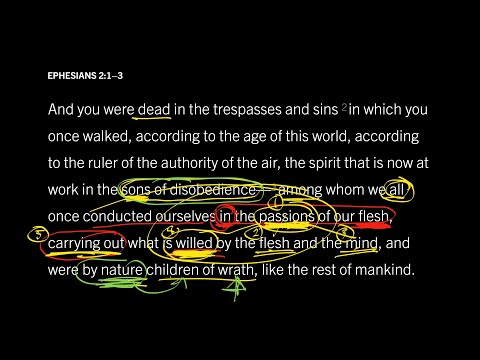 Ephesians 2:13 // Part 9 // Who Are the Sons of Disobedience?