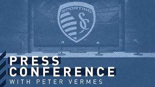 PRESS CONFERENCE: Peter Vermes // #SKCvDAL