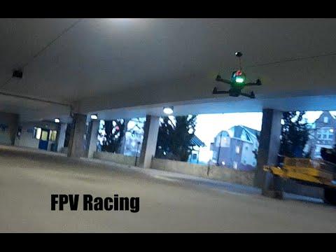 Drone Racing / zmr250 vs zmr 250 / Hard concrete crash / Boise ID - UCwu8ErWfd6xiz-OS4dEfCUQ