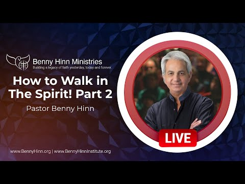 How to Walk in The Spirit! Part 2