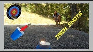 Tricks Shots à la mouche !!