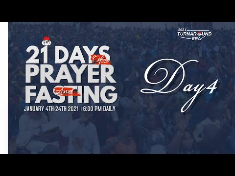 DOMI STREAM : DAY 4  ANNUAL PRAYER & FASTING  7, JANUARY 2021  FAITH TABERNACLE OTA