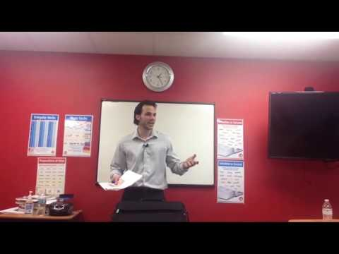 OTP English Lesson - Richard - If I won the lottery