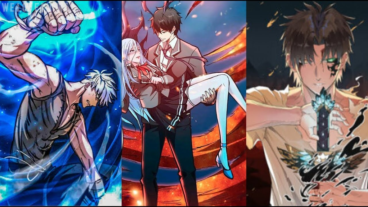 Top 10 Action Manhwa/Manhua/Manga With 100+ Chapters