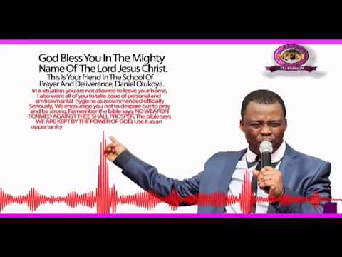 HAUSA MFM SPECIAL SUNDAY SERVICE 31ST MAY 2020 MINISTERING: DR D.K. OLUKOYA