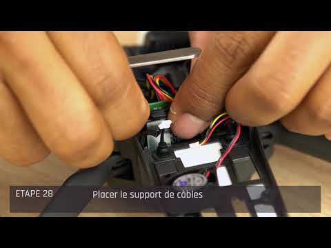 Parrot - ANAFI THERMAL⎢ COMMENT RÉPARER SON DRONE ? - UC8F2tpERSe3I8ZpdR4V8ung
