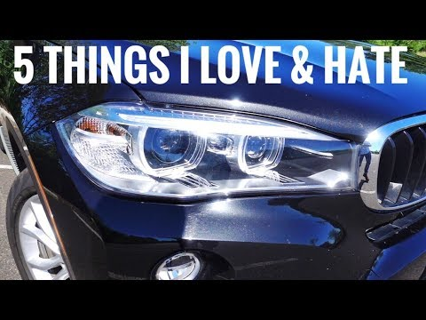 5 Things I Love & Hate About The BMW X6