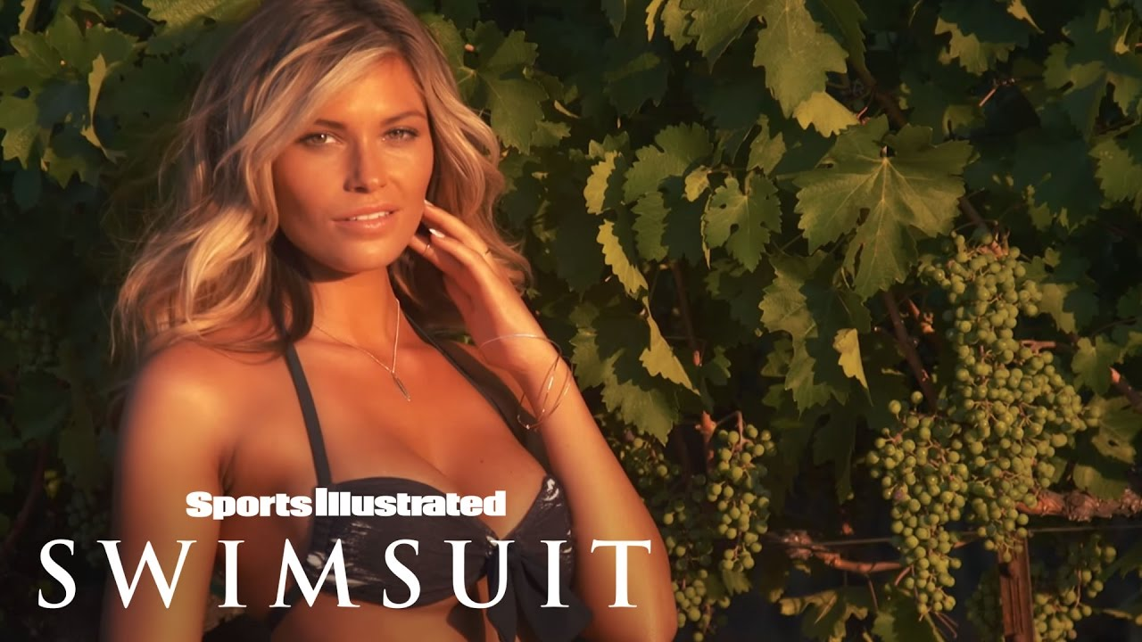 Samantha Hoopes Uncovered   Sports Illustrated Swimsuit