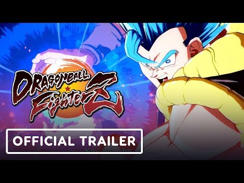 Dragon Ball FighterZ - Gogeta [SSGSS] Official Character Trailer - UCKy1dAqELo0zrOtPkf0eTMw